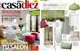 Revista Casadiez - Marzo 2015 Portada y P�gina 34