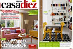 Revista Casadiez - Abril 2015 Portada y P�gina 29