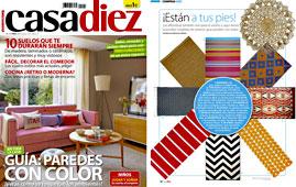 Revista Casadiez - Abril 2015 Portada y P�gina 42