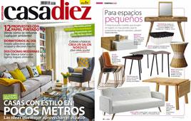Revista Casadiez - Febrero 2016 Portada y P�gina 38