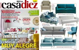 Revista Casadiez - Marzo 2016 Portada y P�gina 13