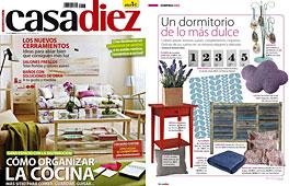 Revista Casadiez - Mayo 2014 Portada y P�gina 18