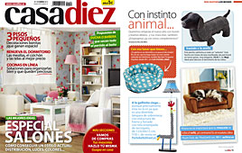 Revista Casadiez - Enero 2014 Portada y P�gina 75