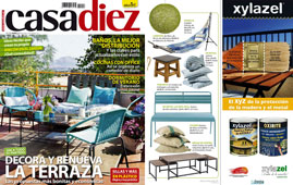 Revista Casadiez - Junio 2015 Portada y P�gina 19