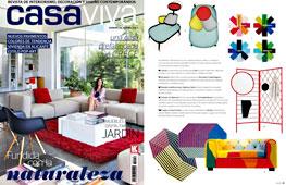Revista Casaviva - Mayo 2015 Portada y P�gina 15