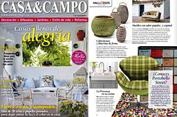 Revista Casa&Campo - Abril 2014 Portada y P�gina 12
