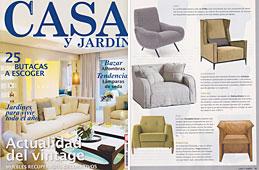 Revista Casa y Jard�n - Enero 2014 Portada y P�gina 83