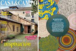 Revista Casa&Campo - Marzo 2015 Portada y P�gina 10