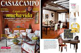 Revista Casa&Campo - Junio 2015 Portada y P�gina 25