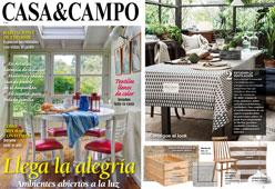 Revista Casa&Campo - Marzo 2016 Portada y P�gina 21