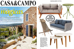 Revista Casa&Campo - Abril 2016 Portada y P�gina 16