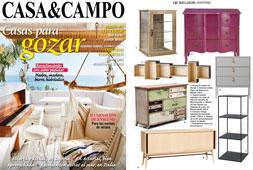Revista Casa&Campo - Junio 2016 Portada y P�gina 16