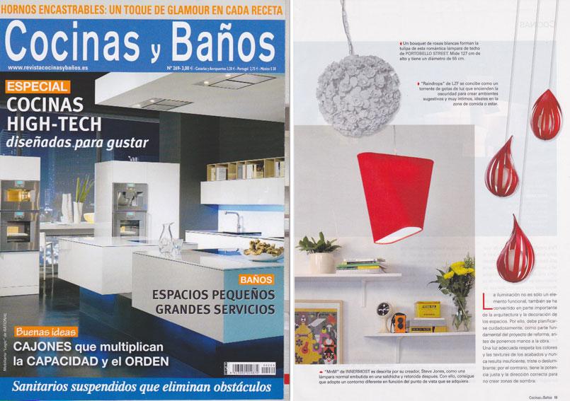 PortobelloStreet.es en Revista Cocinas y Baños - Octubre 2013 ...
