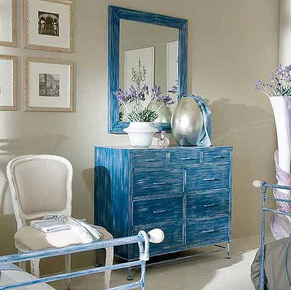 Cu00f3moda Alya Azul en Portobellostreet.es