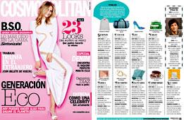 Revista Cosmopolitan - Marzo 2015 Portada y P�gina 193