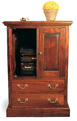 Cabinet tv hifi muebles de tv hi for Muebles eroticos