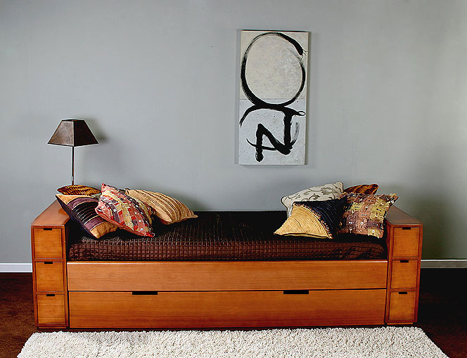 Cama nido 6 cajones no disponible en - Muebles coloniales madrid ...