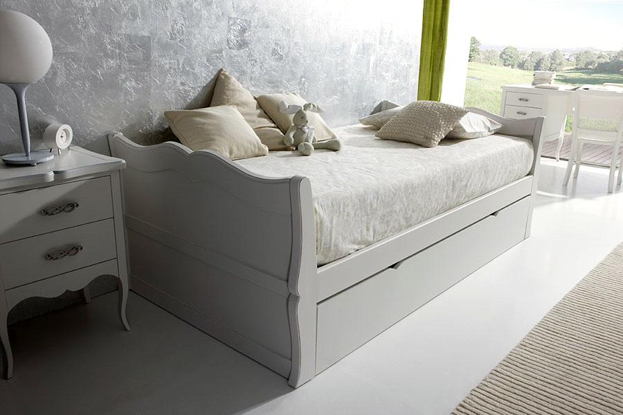Cama nido carla en cosas de arquitectoscosas de arquitectos - Muebles cama nido ...