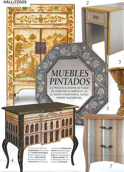 En revista casa campo agosto 2012 for El mueble especial terrazas