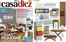 Revista Casadiez - Agosto 2014 Portada y P�gina 42