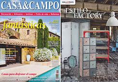 Revista Casa&Campo - Junio 2014 Portada y P�gina 10