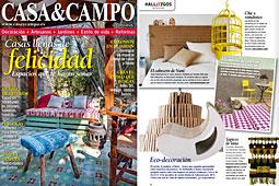 Revista Casa&Campo - Mayo 2014 Portada y P�gina 10