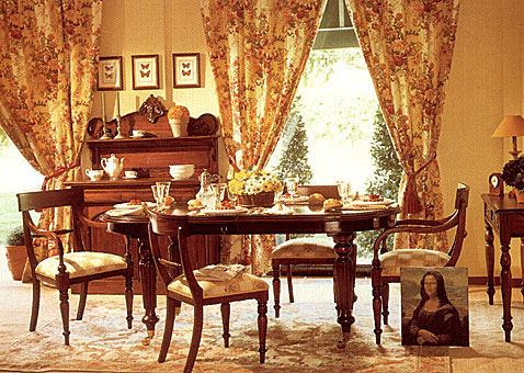 Comedor cl sico victoriana no disponible en - Muebles epoca salamanca ...