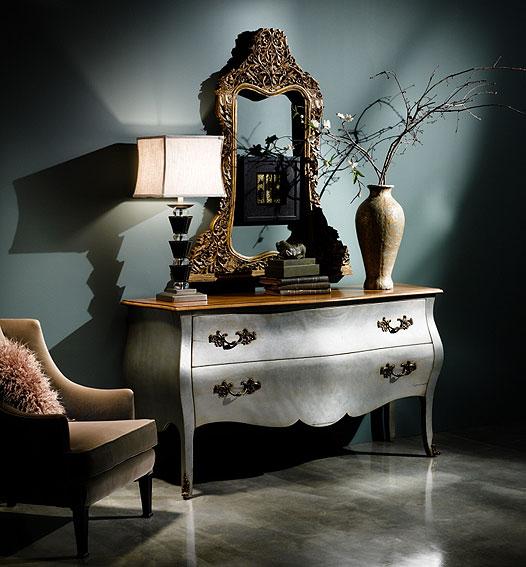 C moda grande cl sica luis xvi en cosas de - Muebles comodas clasicas ...