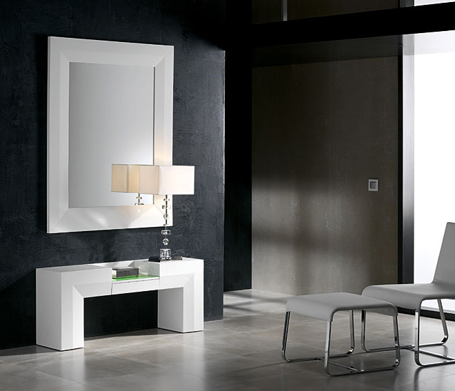 Inicio > Muebles de Diseño > Consolas de Diseño > Consola y Espejo