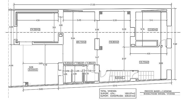 Programa 3 constructor a la fuga caso valencia en for Programa para planos de viviendas