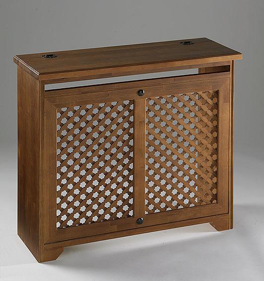 Cubre radiador alsacia en - Muebles para cubrir radiadores ...