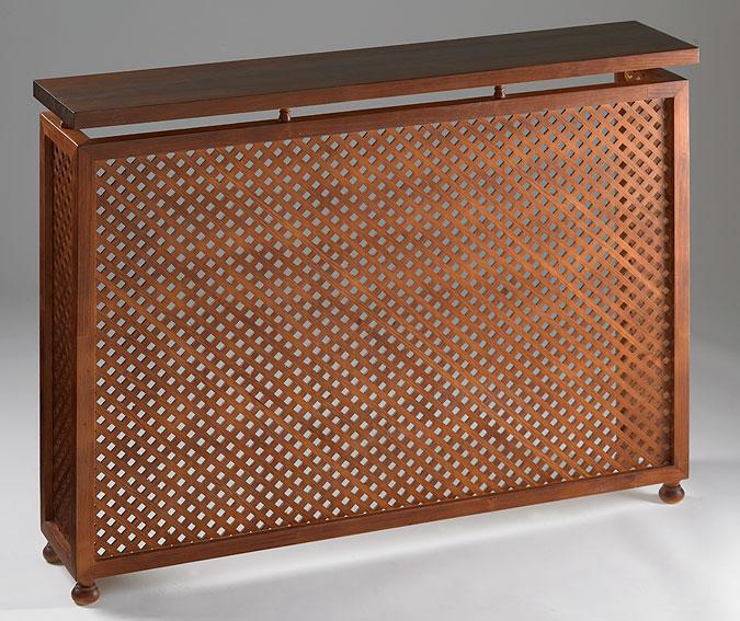 Cubre radiador palmyra en - Hacer un cubreradiador ...