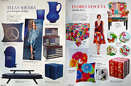 Revista Woman Deco - Mayo 2013 P�ginas 34 y 36