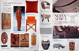 Revista Woman Deco - Mayo 2013 P�ginas 37 y 50