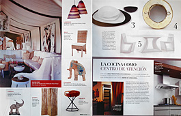 Revista Woman Deco - Mayo 2013 P�ginas 51 y 57