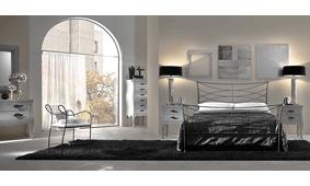 Dormitorio de Forja Persia