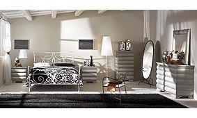 Dormitorio de Forja Oriana Plata