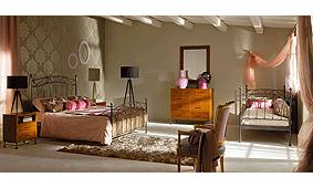 Dormitorio de Forja Triana