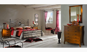 Dormitorio de Forja Minda