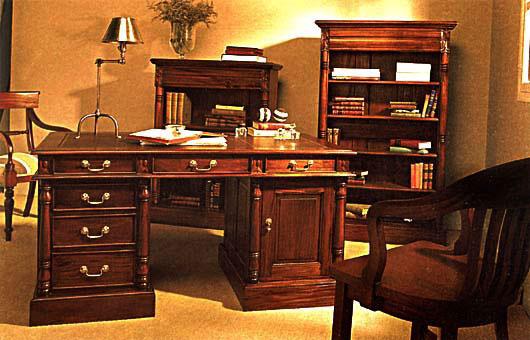 Blog sobre muebles online y decoraci n por - Muebles despacho clasico ...