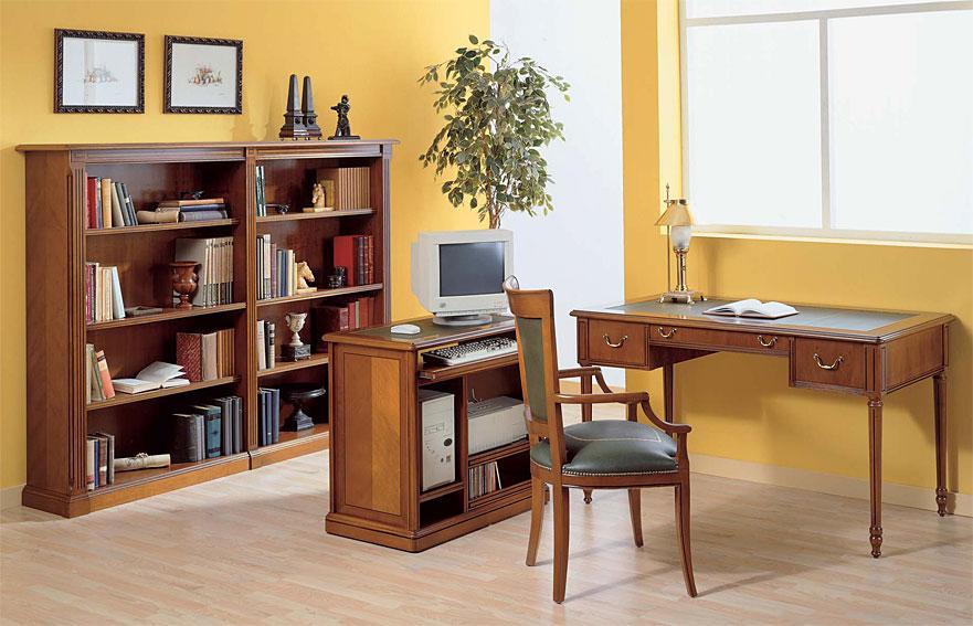 Despacho cl sico stewart en - Muebles despacho clasico ...