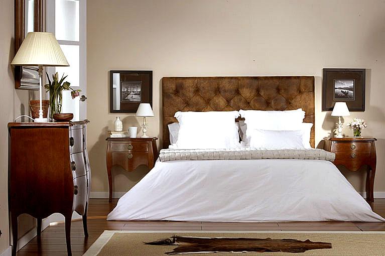 Dormitorio cl sico versalles de lujo en portobellodeluxe for Dormitorios clasicos