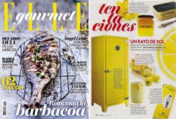 Revista Ellegourmet - Junio 2016 Portada y P�gina 10