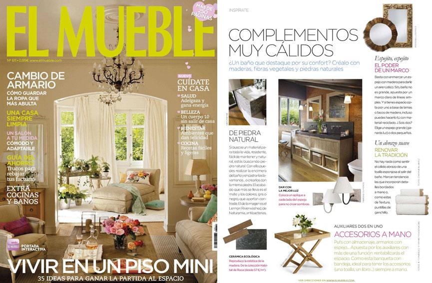 En revista el mueble mayo 2013 for Muebleria el mueble