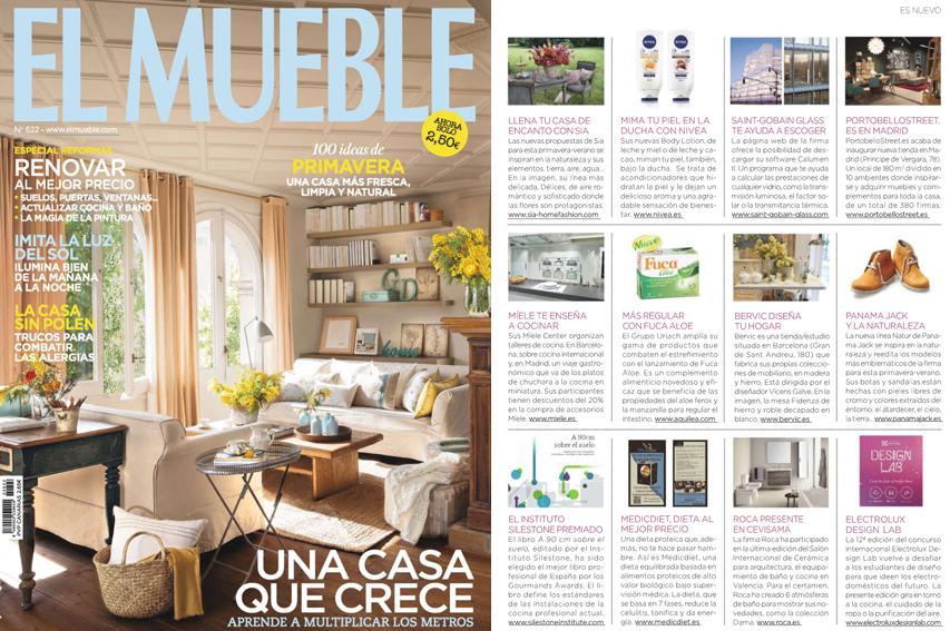 PortobelloStreet.es en Revista El Mueble - Abril 2014 ...