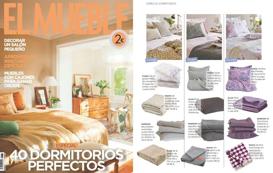 En revista el mueble enero 2015 for Muebleria el mueble