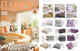 Revista El Mueble - Enero 2015 Portada y P�gina 10
