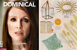 Revista Dominical - Enero 2015 Portada y P�gina 45