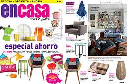 Revista En Casa - Enero 2014 Portada y P�gina 35