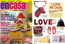 Revista En Casa - Febrero 2014 Portada y P�gina 26